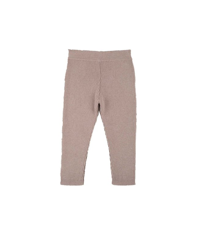 Pure Pure by Bauer Baby-Hose - Wollmix - beige