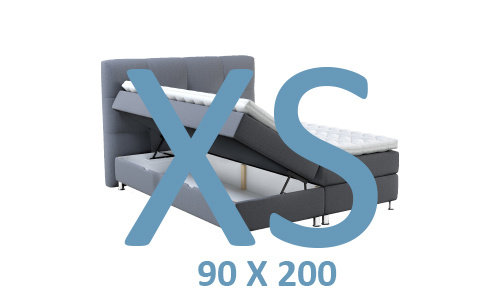 OPBERGBED XS
