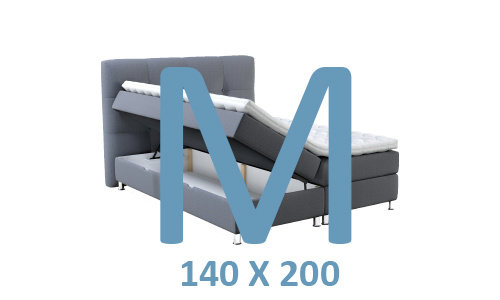 OPBERGBED M