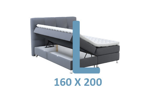 OPBERGBED L