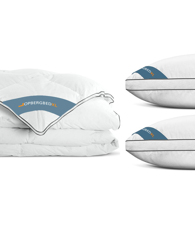 OpbergbedXL Dekbed Comfort Set L  240 X 220 cm