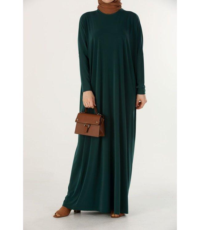 ALLDAY Long dress - Green