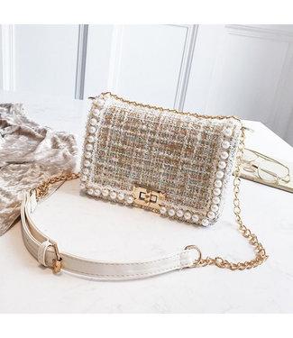ECARLA Leather handbag