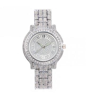 ECARLA Silver watch
