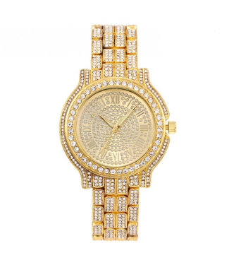 ECARLA Gold watch