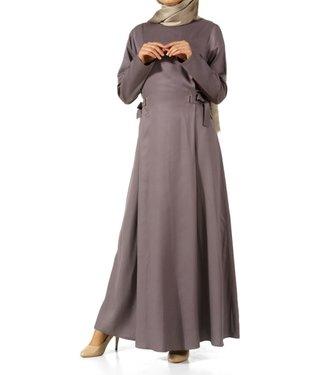 ALLDAY Lange jurk - Grijs