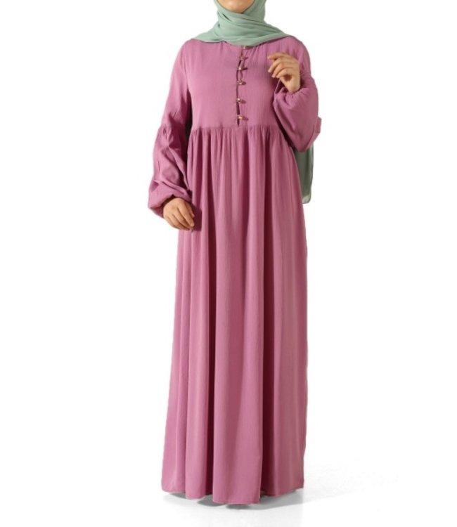 ALLDAY Long dress - Lila
