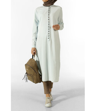 ALLDAY Long denim tunic - Big size