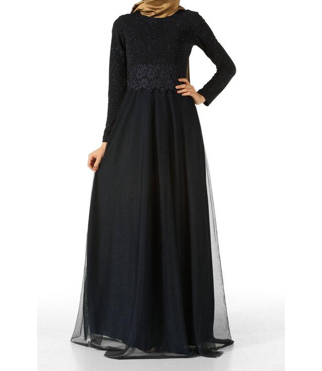 ALLDAY Evening dress - Indigo