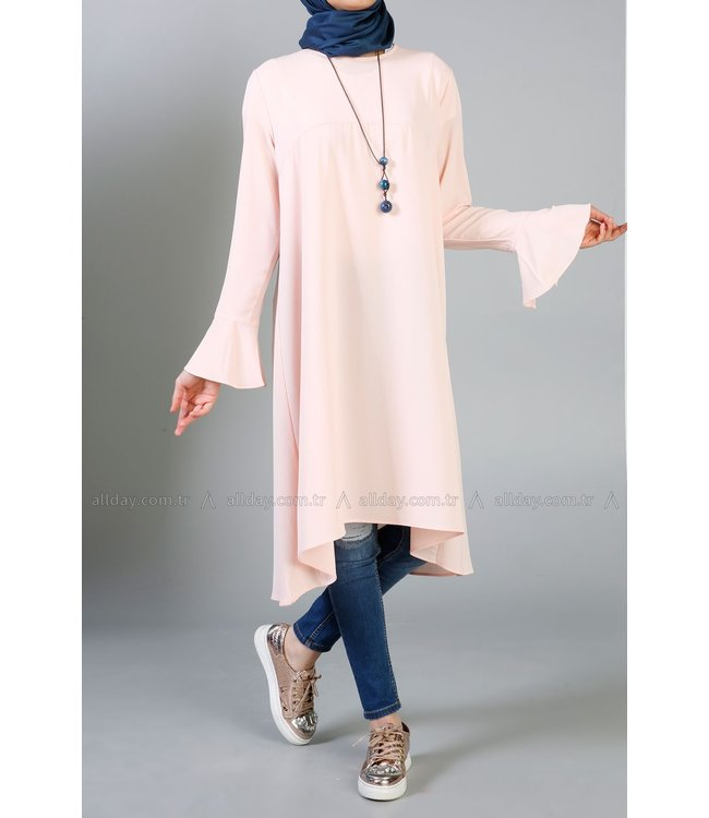 ALLDAY Long tunic - Powder pink