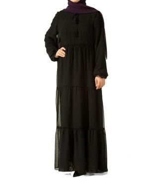 ALLDAY Long dress - navy blue