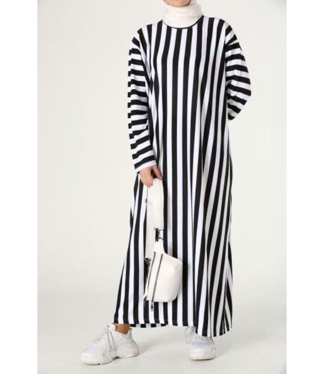 ALLDAY Striped dress