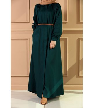 ALLDAY Long Dress with belt