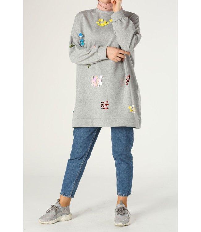 ALLDAY Sweater - Grey