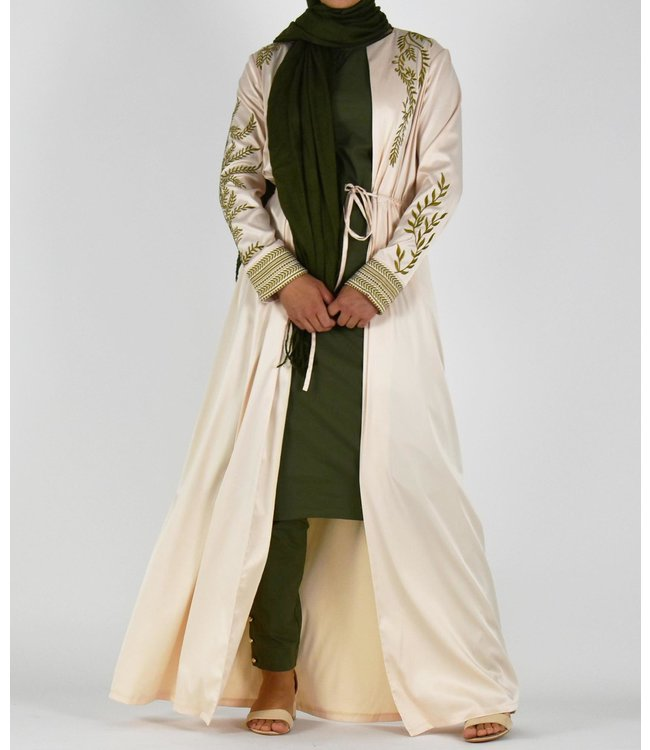 Sófani Kimono - Apricot