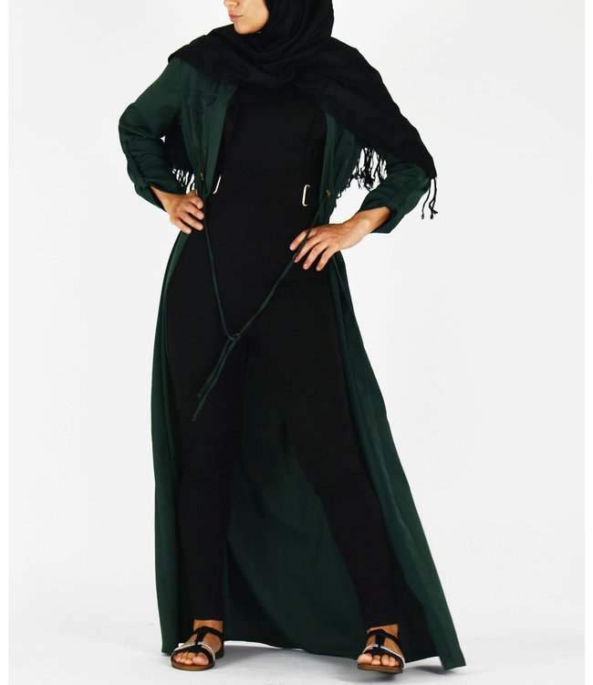 Sófani Kimono - Groen