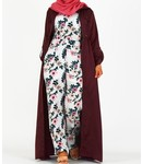 Sófani Kimono - Bruin