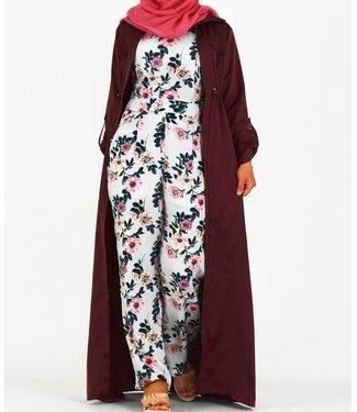 Sófani Kimono - Brown