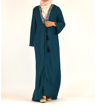 Sófani Kimono - Emerald