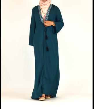 Sófani Kimono - Smaragd