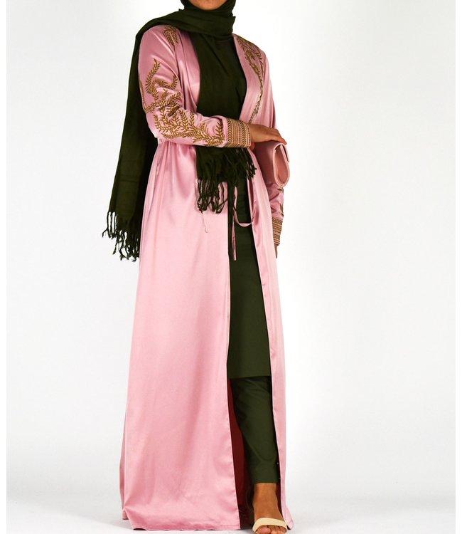 Sófani Kimono - Roze