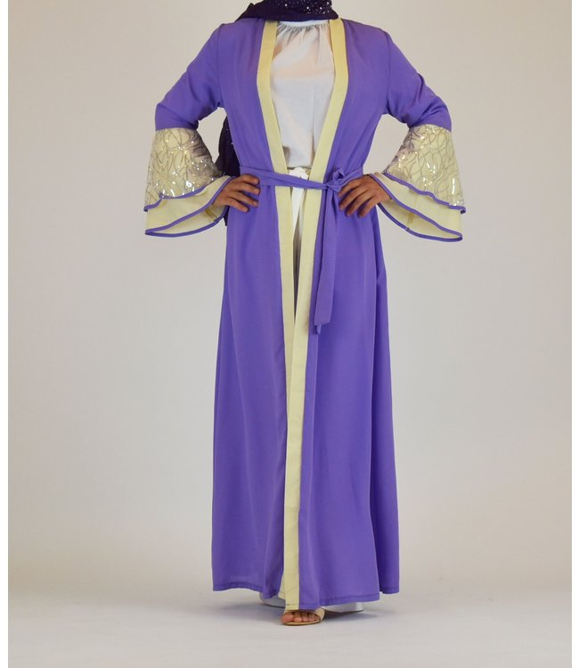 Sófani Lange kimono - Violet