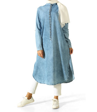 ALLDAY Long denim tunic