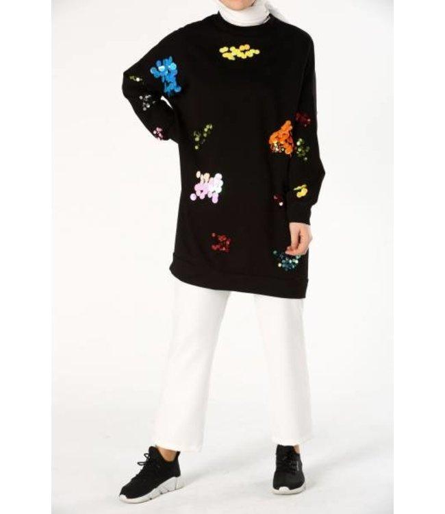 ALLDAY Sweater - Zwart