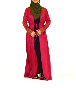 Sófani Kimono - Karmijn