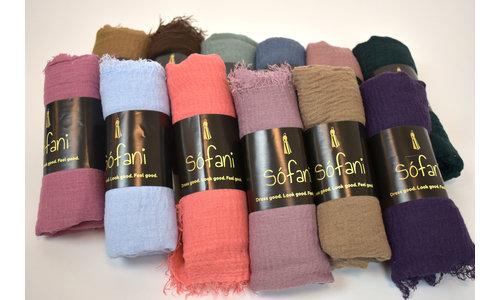 Skin hijab sjaals