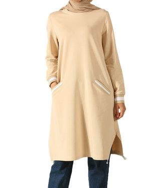 ALLDAY Comfort tunic - Beige