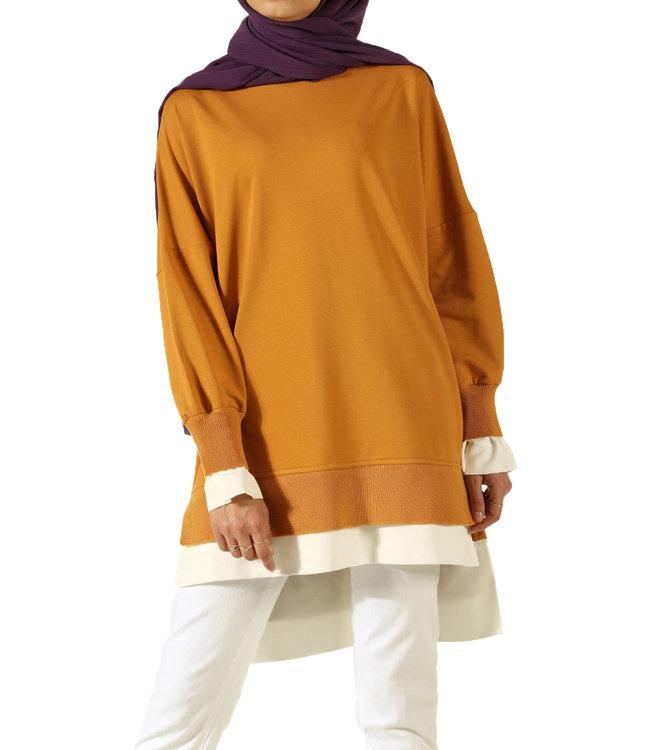 ALLDAY Sweater - Saffran