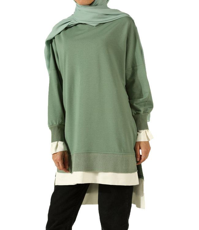 ALLDAY Tunic - mint green