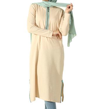 ALLDAY Long tunic - Beige