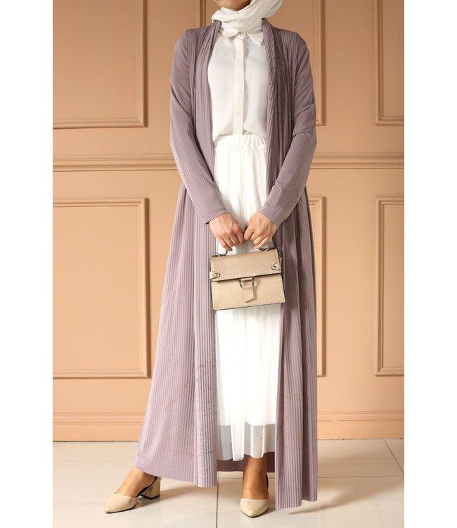ALLDAY Long cardigan - LavenderBlush