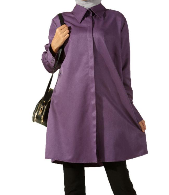 ALLDAY Blouse - Purple
