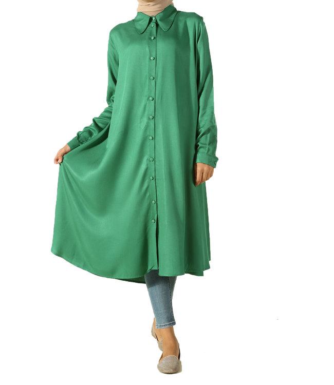 ALLDAY Tunic / Blouse - Spring green