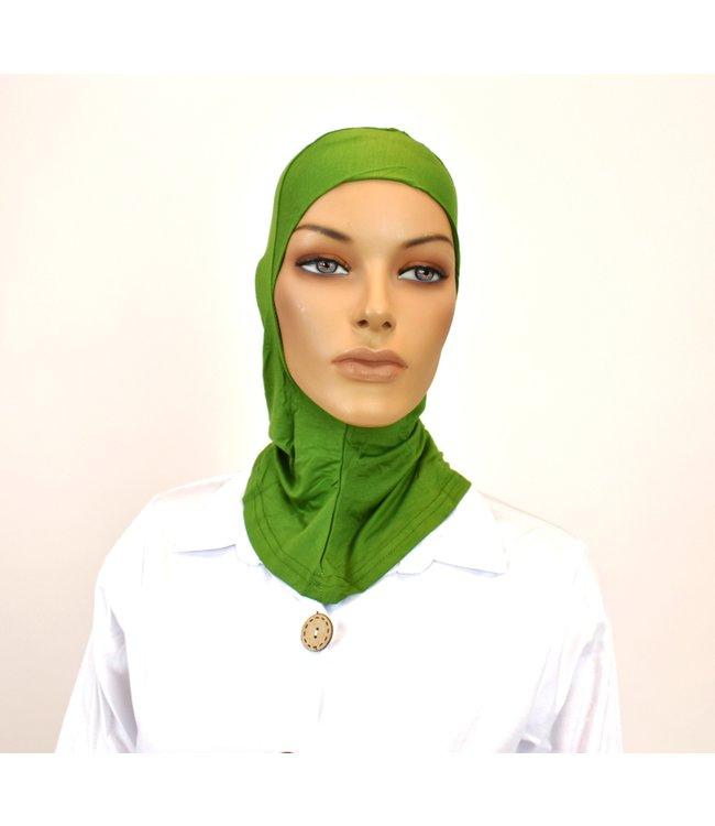 Bottom cap - Lime green