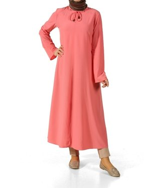 ALLDAY Extra long Tunic - Light coral