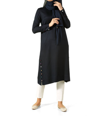 ALLDAY Tunic - dark blue
