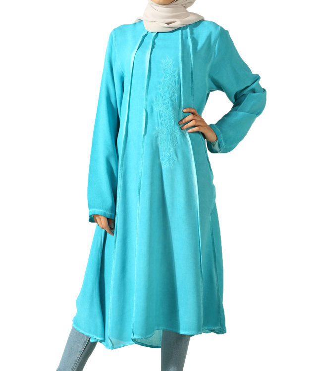 ALLDAY Tunic - Turquoise