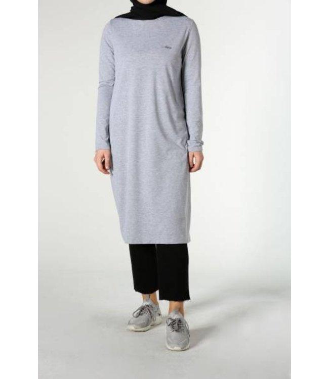 ALLDAY Simple top - gray