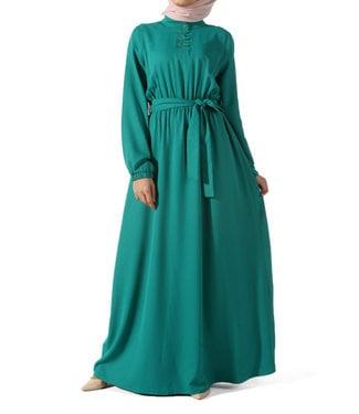 ALLDAY Abaya - Emerald