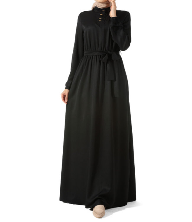 ALLDAY Abaya - Black