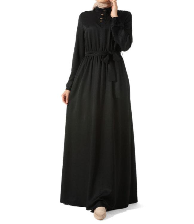 ALLDAY Abaya - Zwart