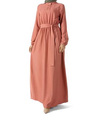 ALLDAY Abaya - Powder pink