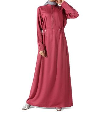 ALLDAY Abaya - Hot Pink