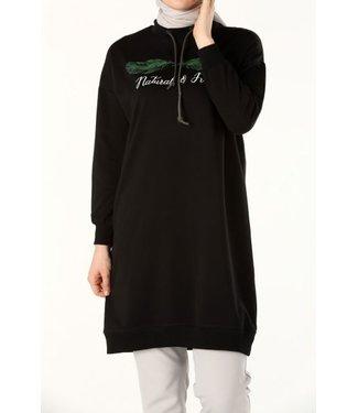 ALLDAY Lange sweater - Zwart