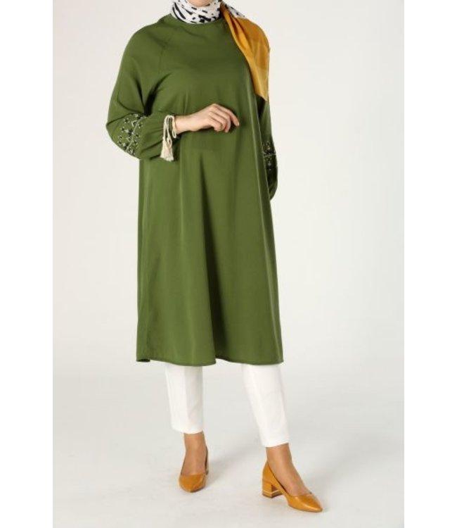 ALLDAY Tunic - Spring green