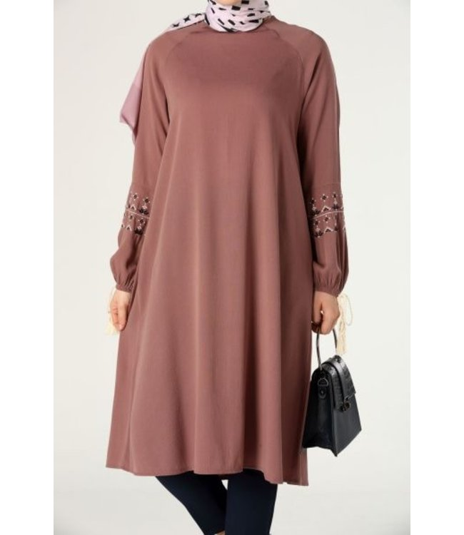 ALLDAY Tunic - Powder Pink